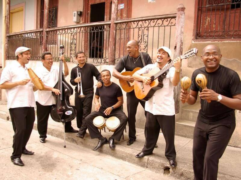 Influences of Latin Music